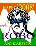 RAJINI in ENDHIRAN   ROBO   My Imagination Art