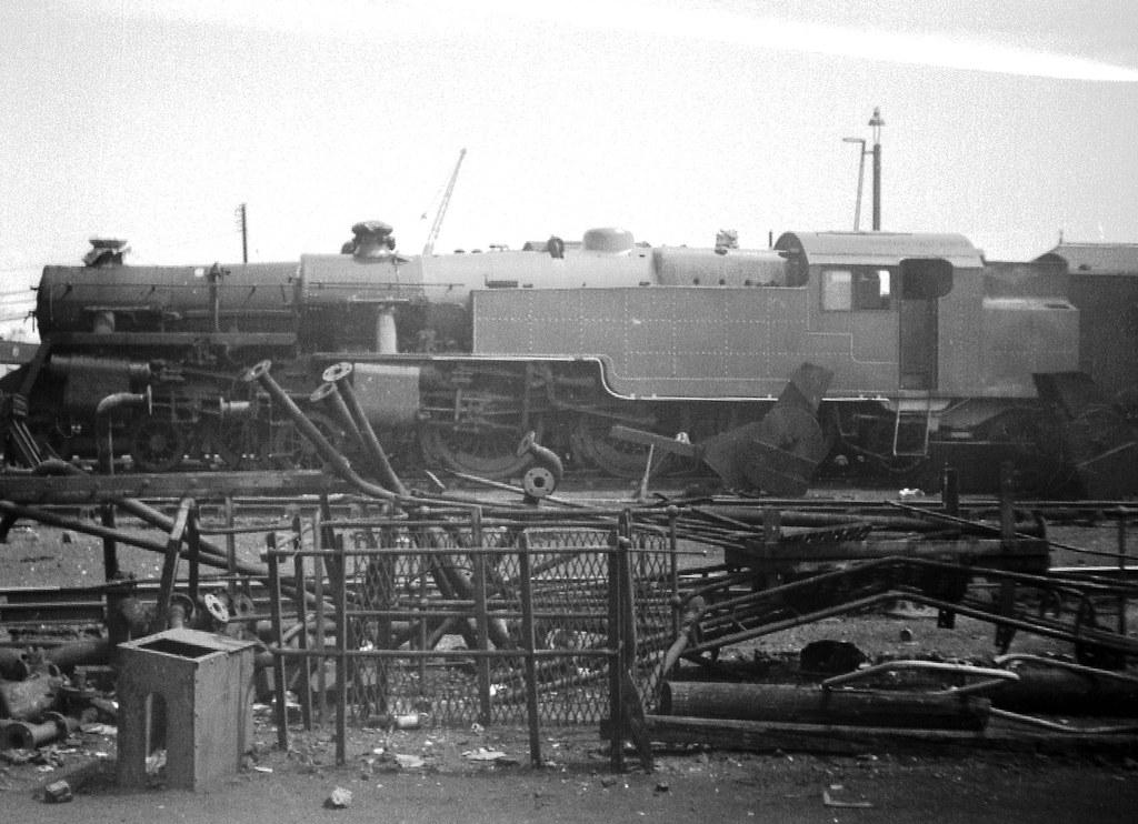 Carnforth Lancashire 9th June 1968