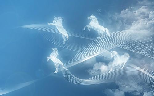 Wallpaper_4horses