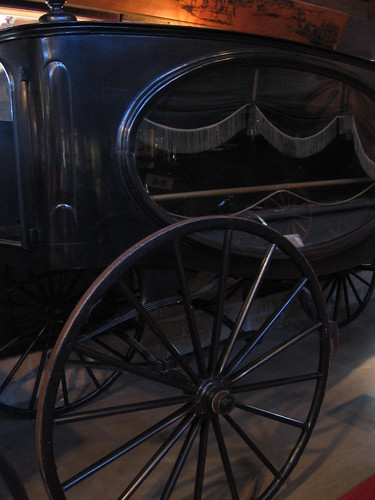 Carriage Museum and Western Arts Hearse
