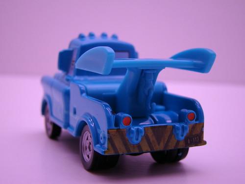 Tomica CARS Tokyo Mater
