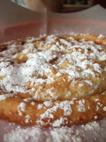 Funnel Cake at Dirty Frank's