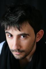 Olivier # 5 (just.Luc) Tags: man young homme jeune jong hombre uomo face gezicht visage portrait portret baard barbe beard retrato ritratto male porträt