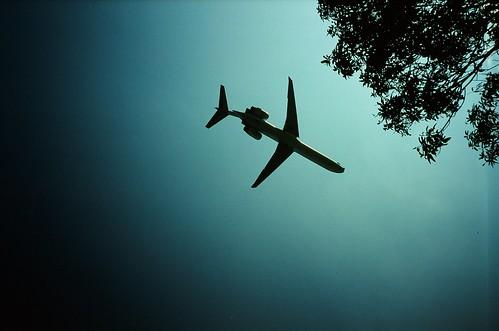 你拍攝的 【OZ10】飛行。