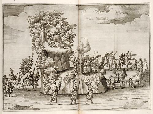 030 Amor prisionero en Delos 1628- Representación de Diana