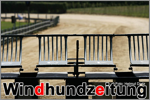 Windhundrennbahn Gelsenkirchen Startkasten