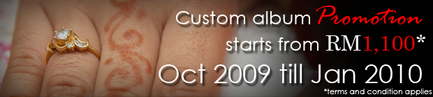 promotion Oct2009-Jan2010 by Ahzadesign Photography