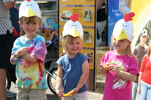 Chicken Hats