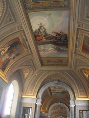 Inside The Vatican, Rome!  (frock_and_roll) Tags: vatican the