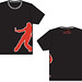 Chosen Dance Girls Black-Red T-Shirt Front-Back.jpg