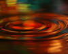 Water abstract. In space no-one can hear you scream (Mukumbura) Tags: light abstract colour water reflections waves alien telescope swirls ripples waterabstract deepspace gettyimages hubble waterdropmacro canonef100mmf28macrousm inspacenoonecanhearyouscream