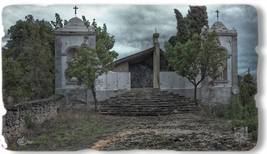 ermita-sants-metges-escalinata