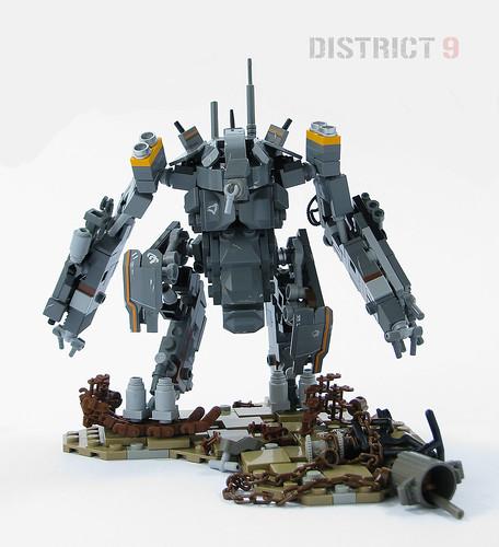 District 9 Mecha Suit