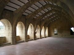 Valderrobres, Agosto 2009 buhardilla del castillo 4
