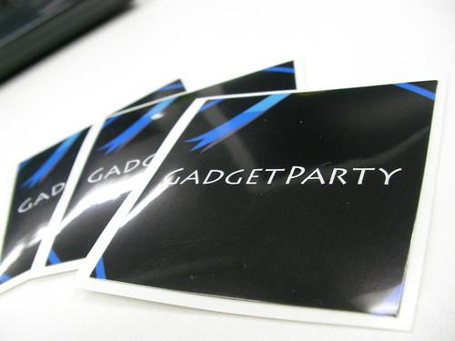 ガジェットパーティー Gadget Party