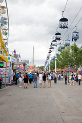 (melodramababs) Tags: people colour calgary events calgarystampede