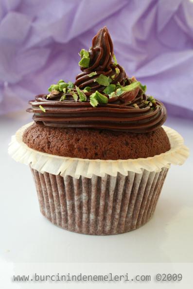 Çikolatalı Mocha Cupcake Tarifi 69