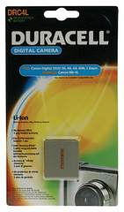 Duracell DRC4L Digital Camera Battery