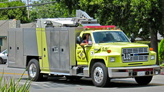 SJS Light Unit 3 (YFD) Tags: rescue ford canon fire action 911 sanjose firetruck sjfd emergency ems firedepartment colet lightunit powershotsx200is