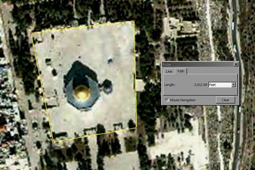 Temple platform 2012 measurement *updated* by Newton 2012 3927120977_96d9413e2c