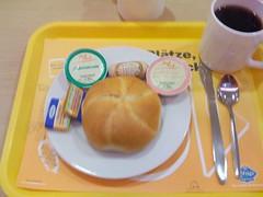 Hotelfrühstück / hotel breakfast