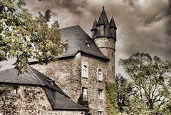 Das Schloss von Herborn (yo_leviatan) Tags: dill hessen sinn schloss lahn kreis ldk herborn