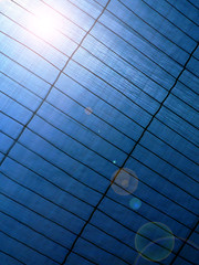 city sky (HUNGRYGH0ST) Tags: blue sun sunshine grid glare mesh diagonal fabric flare sheet through ripstop