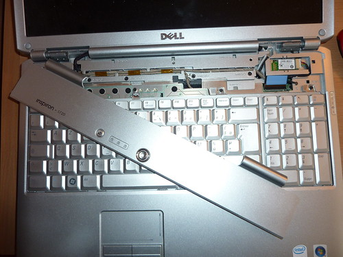 Demontage Dell Inspiron 1720