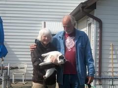 Tom and Betty Cassady