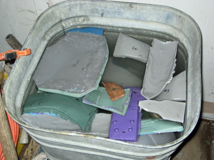 parts tub
