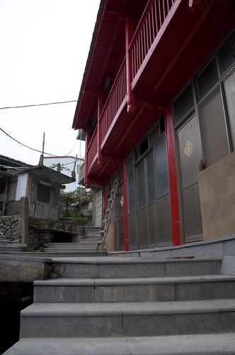 馬祖西莒 田沃村