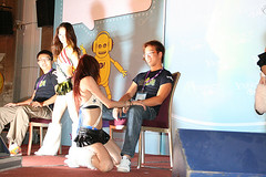 Lap dance from Yahoo! Taiwan Hack Day 2009