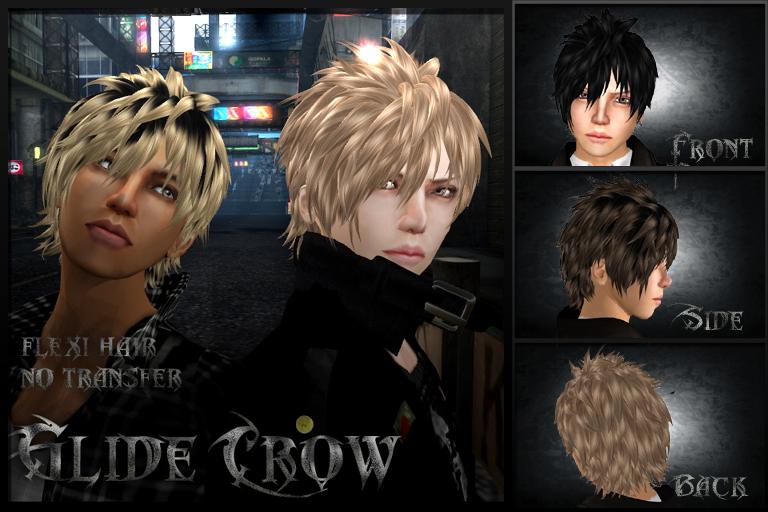 Glide Crow