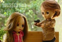 VINNIE e SARINHA - Fotografando