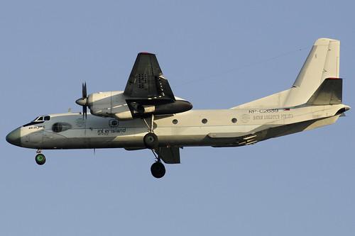 Interisland Antonov AN26 (RP C2639) DSC6591