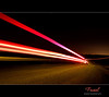 ___~ (Faisal | Photography) Tags: longexposure nightphotography red black car night speed shot saudi arabia riyadh ef24105mmf4lisusm canoneos50d faisal|photography