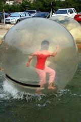 20091108_9776 (Yiwen103) Tags: 內灣 露營 尖石 卡丁車 櫻花谷 碰碰船 踏踏球