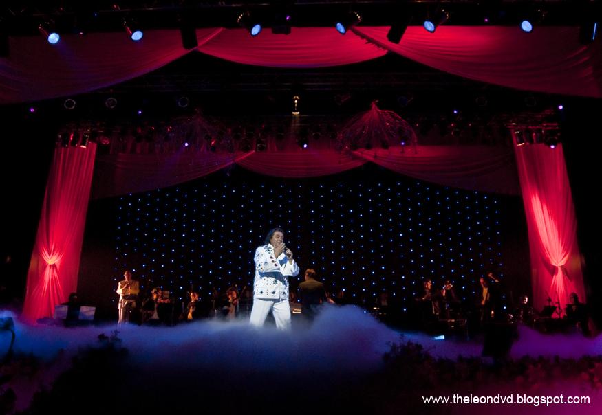 Show Auildo Munhoz no Theatro Guarany em Pelotas 12/11/2009 | Leonardo de Leon