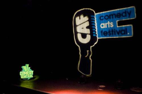 Logo's CAF & Comedy Central 2009