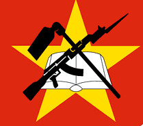 detalle bandera mozambique
