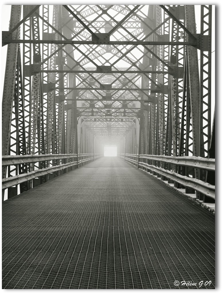 Officiellement dans Canadian geographic's !!!   Nouveau-Brunswick, pont Morrissey, Miramichi