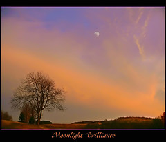 New Moon (pinecreekartist) Tags: sunset moon chiaramonte wellsboropa abigfave scenicsnotjustlandscapes pinecreekartist tiogacountypachiaramonte