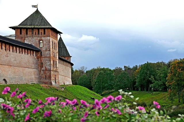 Russia_3189 - Kremlin of Novgorod