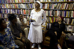 Dorothea Smartt at Clarkes Bookshop