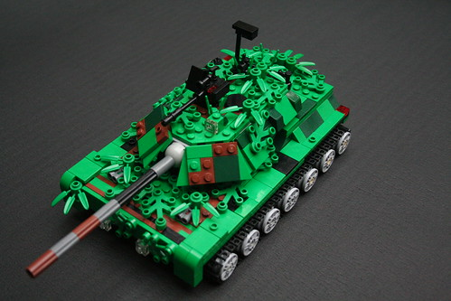 PCU Shasta MBT mk. II