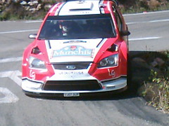 Villagra Focus WRC08 (74Mex) Tags: focus rally catalunya 2009 ss17 villagra pratdip wrc08