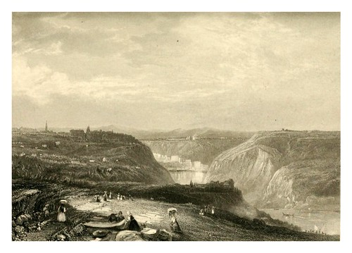 045-Oporto desde San Juan-The tourist in Portugal 1839- James Holland