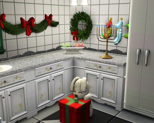 News - The Sims 3 Holiday Collectors Edition – object pics