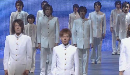 [DVD] Playzone 2009 ~Taiyou Kara no Tegami~ - Disc 1[(174406)08-41-17]