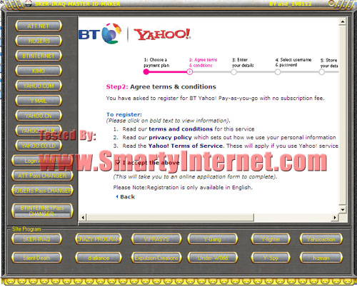 How do I change the default search engine on my web ... - BT